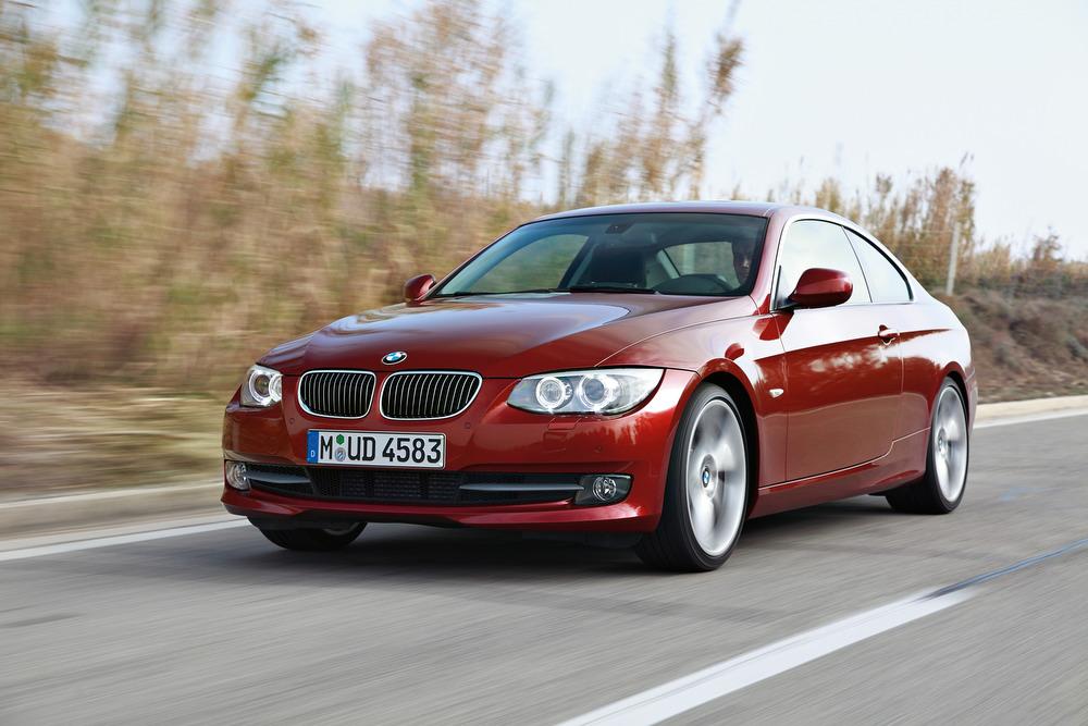 BMW 3 Series V (E90/E91/E92/E93) Restyling 2008 - 2012 Coupe #1
