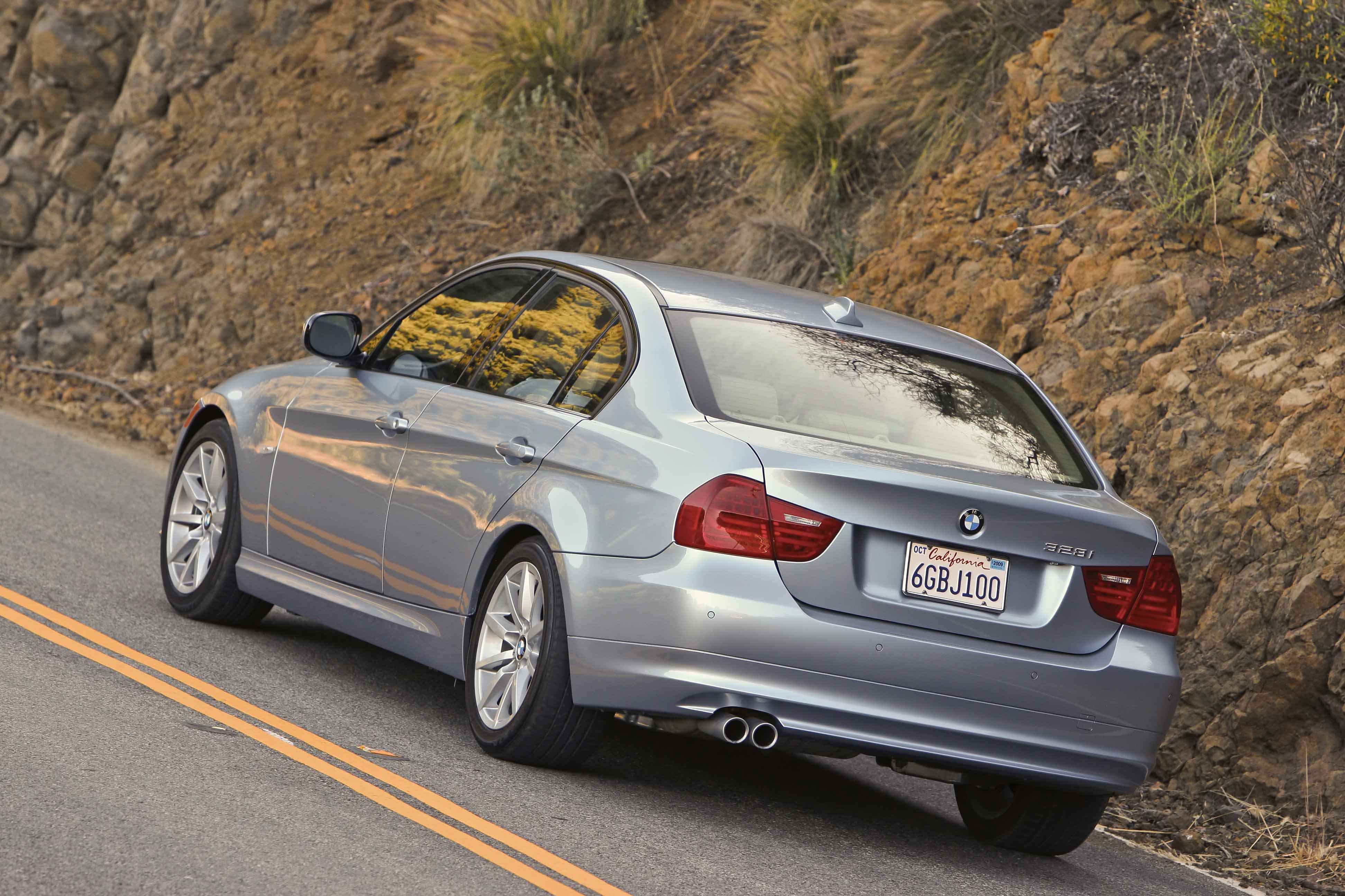BMW E90/E91/E92/E93 3 Series RWD (2006 to 2013