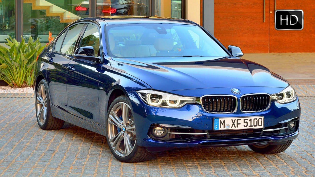 BMW 3 Series VI (F3x) Restyling 2015 - now Sedan #8