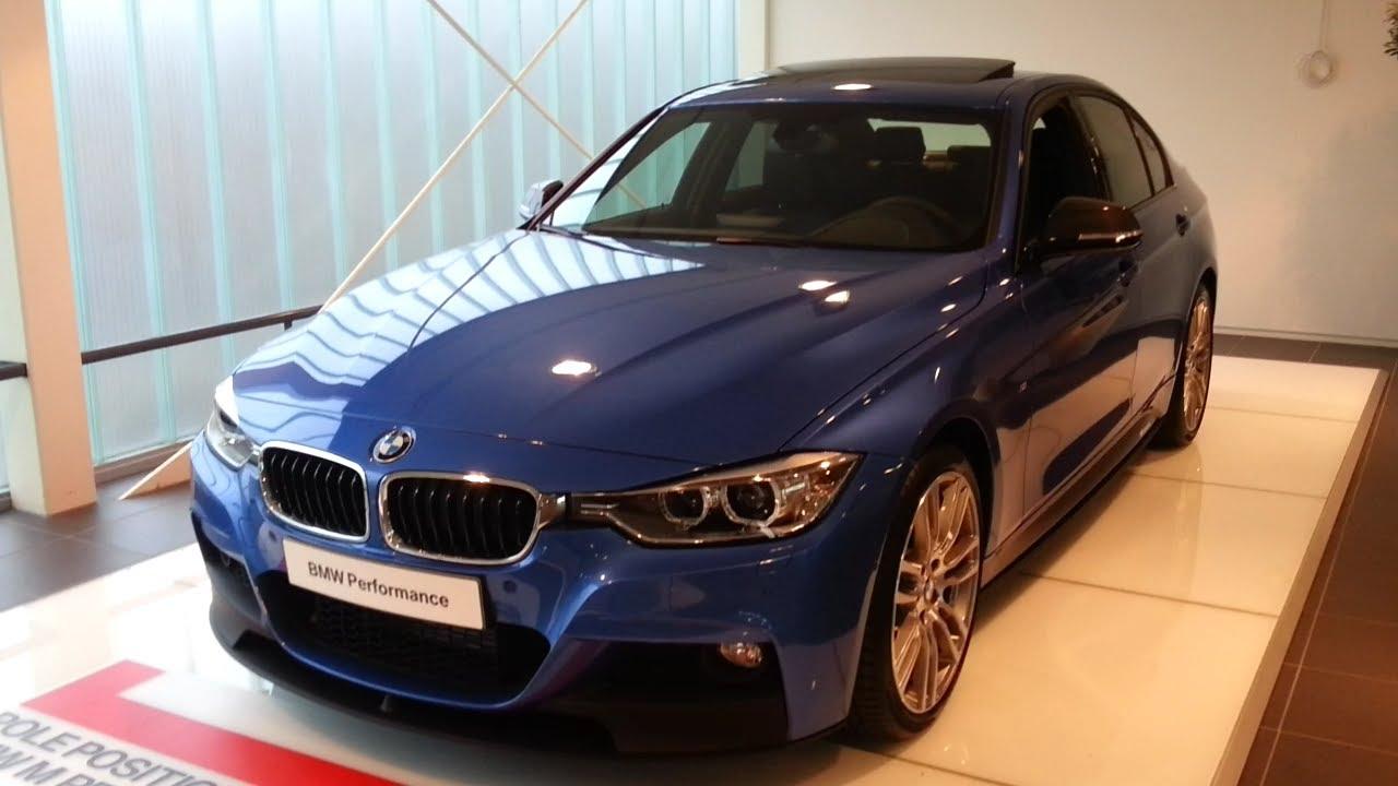 BMW 3 Series VI (F3x) Restyling 2015 - now Sedan #3