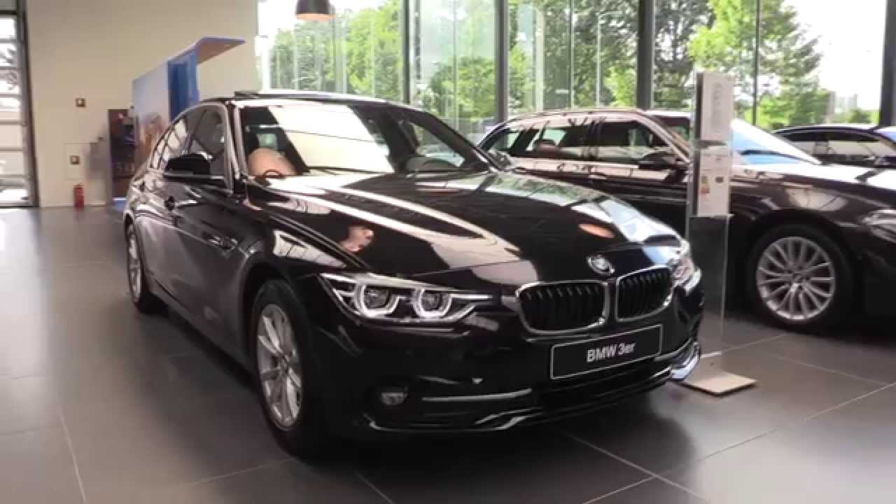 BMW 3 Series VI (F3x) Restyling 2015 - now Sedan #2