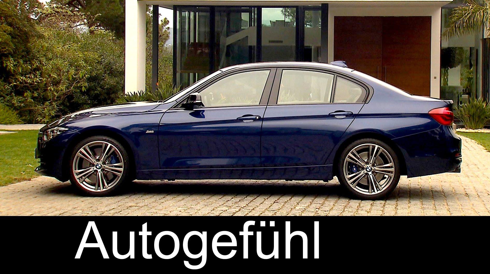 BMW 3 Series VI (F3x) Restyling 2015 - now Sedan #1