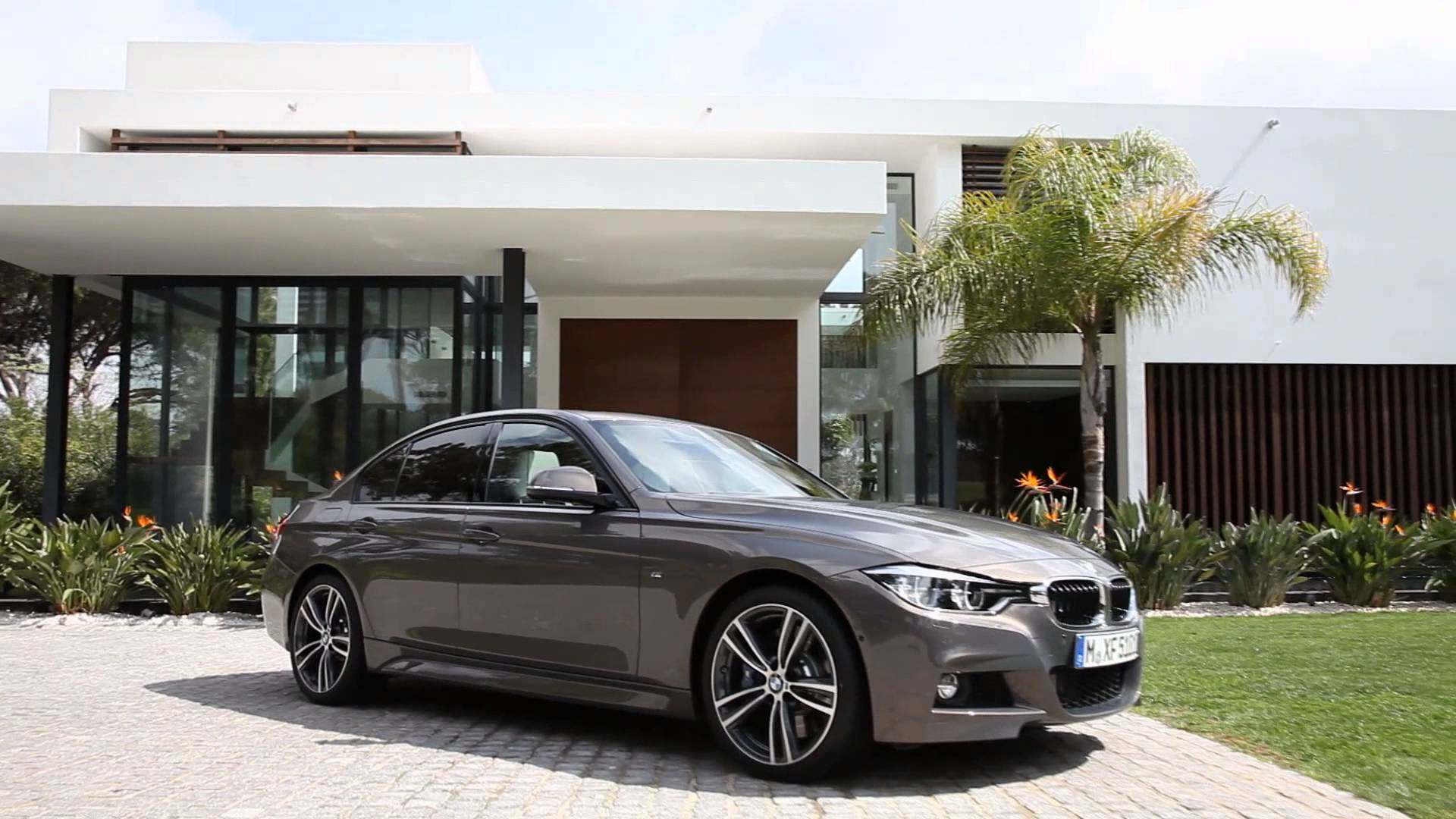 BMW 3 Series VI (F3x) Restyling 2015 - now Sedan #4