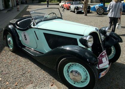 BMW 315 1934 - 1937 Roadster #7