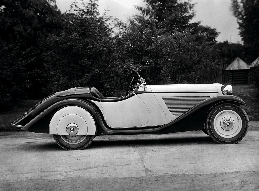 BMW 315 1934 - 1937 Roadster #8