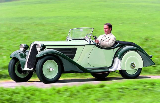 BMW 315 1934 - 1937 Roadster #1