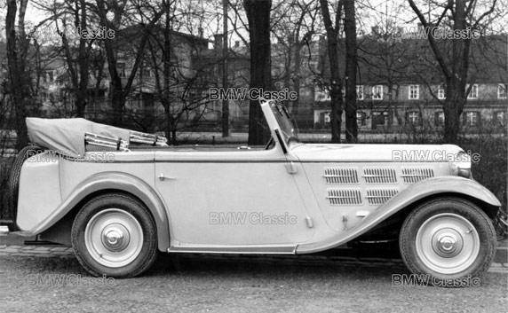 BMW 315 1934 - 1937 Sedan 2 door #1