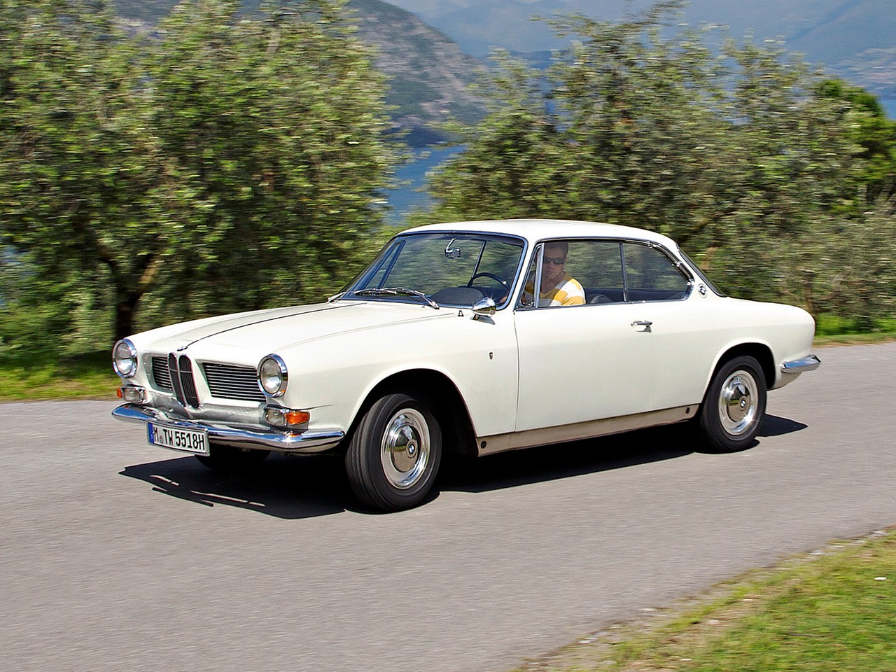 BMW 3200 1962 - 1965 Coupe #4