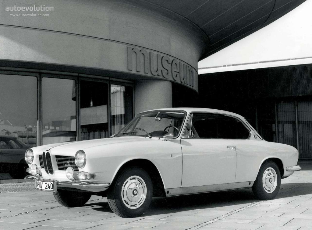 BMW 3200 1962 - 1965 Coupe #6