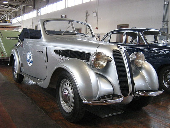 BMW 321 I 1937 - 1950 Sedan 2 door #7