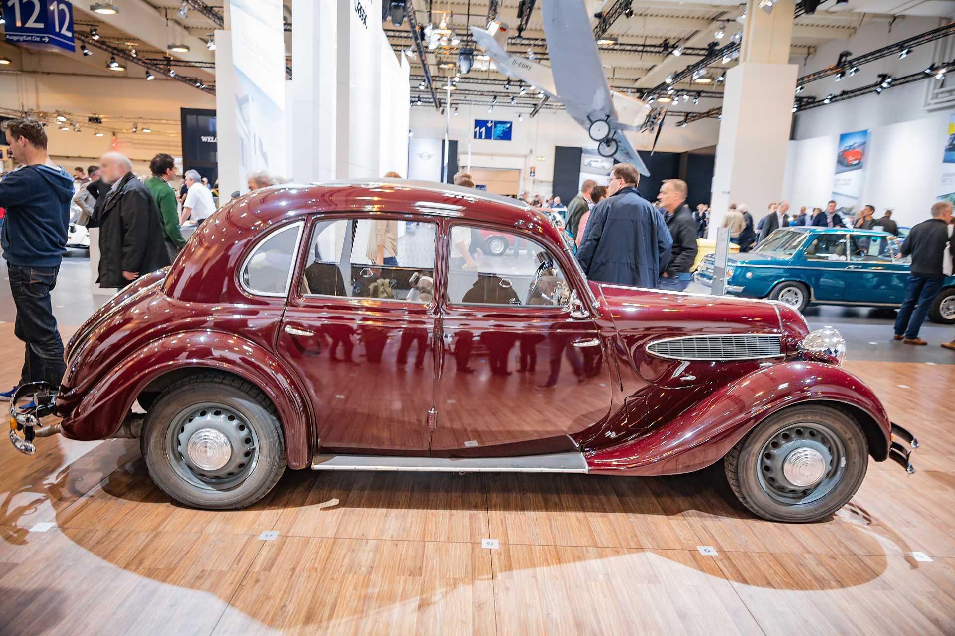 BMW 326 I 1936 - 1946 Sedan :: OUTSTANDING CARS