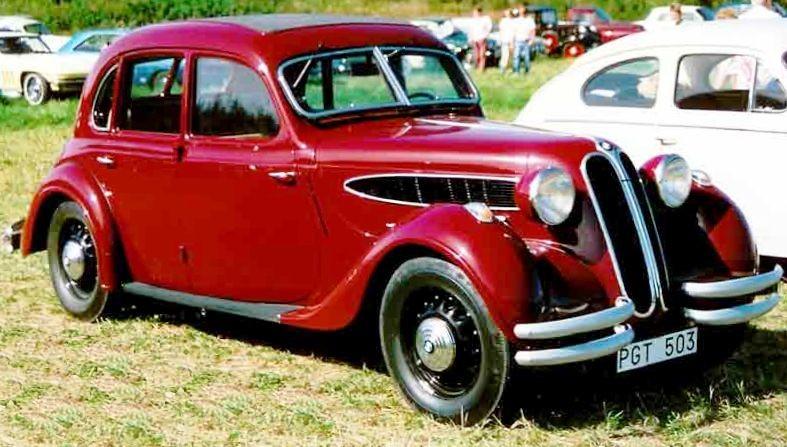 BMW 326 I 1936 - 1946 Sedan #7