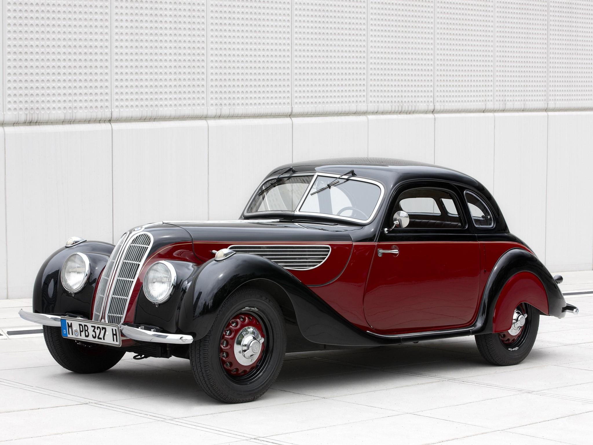 BMW 327 1937 - 1941 Cabriolet #1