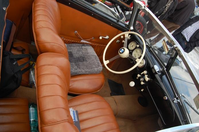 BMW 327 1937 - 1941 Cabriolet #4