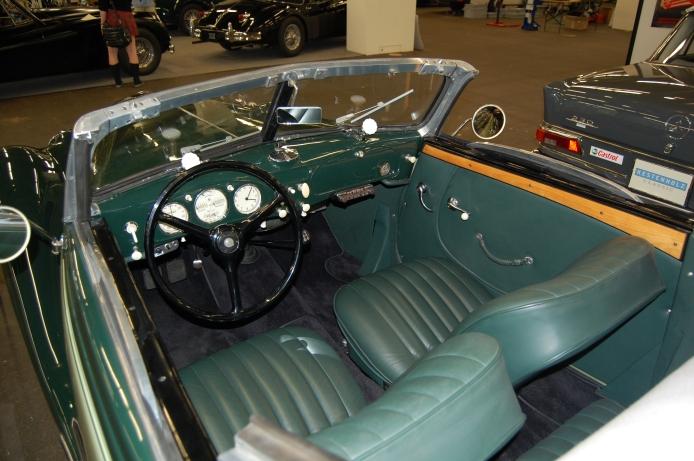 BMW 327 1937 - 1941 Cabriolet #3