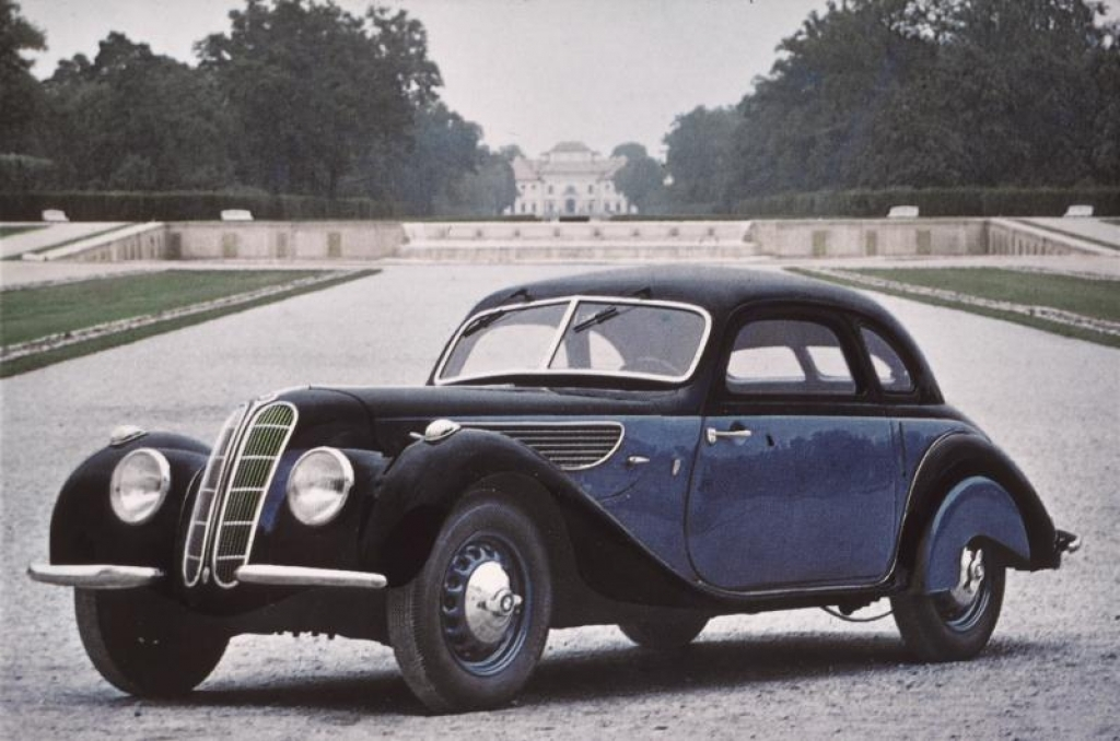 BMW 327 1937 - 1941 Coupe #3