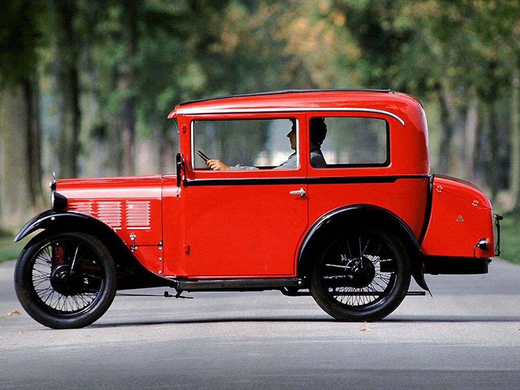 BMW 3ቫ DA-4 1931 - 1932 Limousine #5