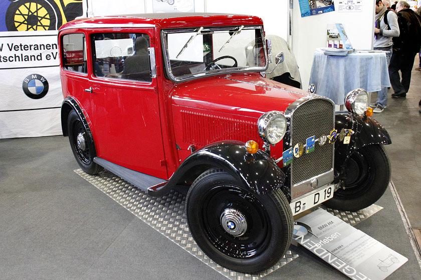 BMW 3ቫ DA-4 1931 - 1932 Limousine #1