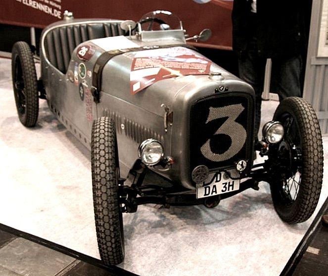 BMW 3ቫ DA-4 1931 - 1932 Limousine #2