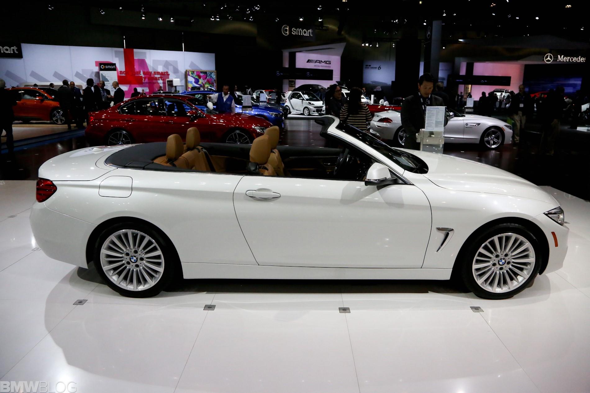 BMW 4 Series F32/F33/F36 2013 - now Cabriolet #2