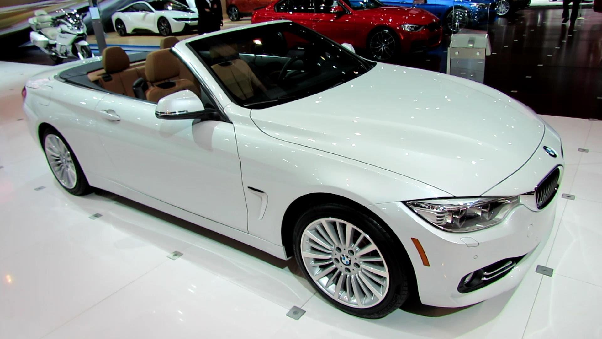 BMW 4 Series F32/F33/F36 2013 - now Cabriolet #3
