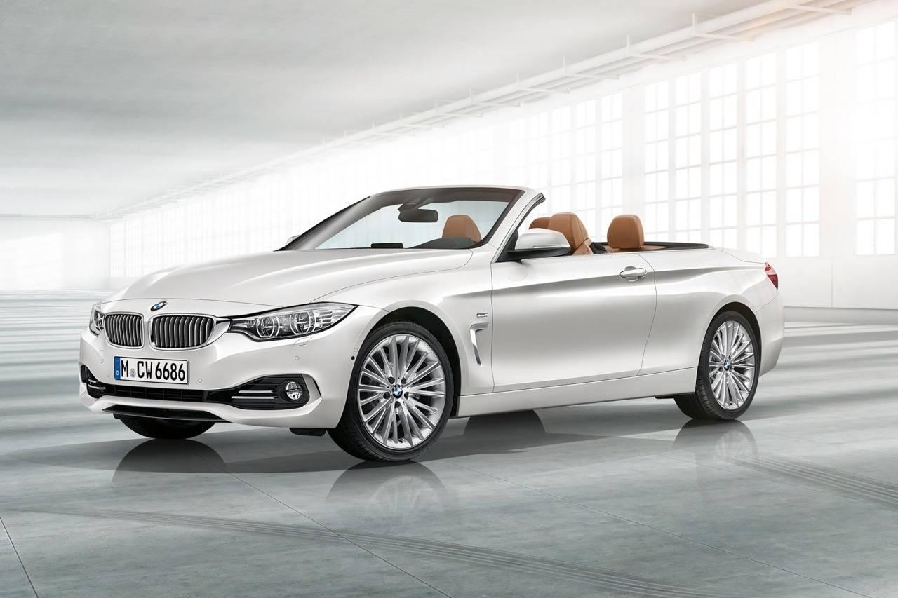 BMW 4 Series F32/F33/F36 2013 - now Cabriolet #5
