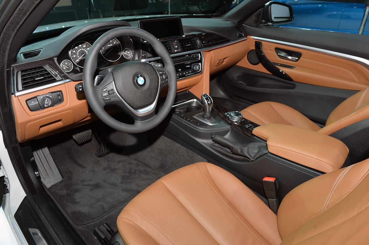 BMW 4 Series F32/F33/F36 2013 - now Cabriolet #6