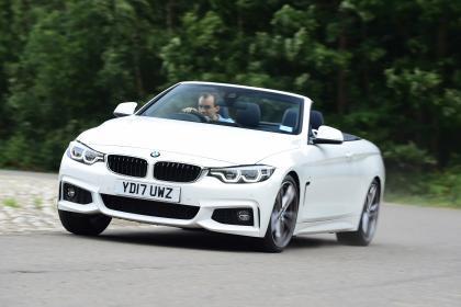 BMW 4 Series F32/F33/F36 2013 - now Cabriolet #7