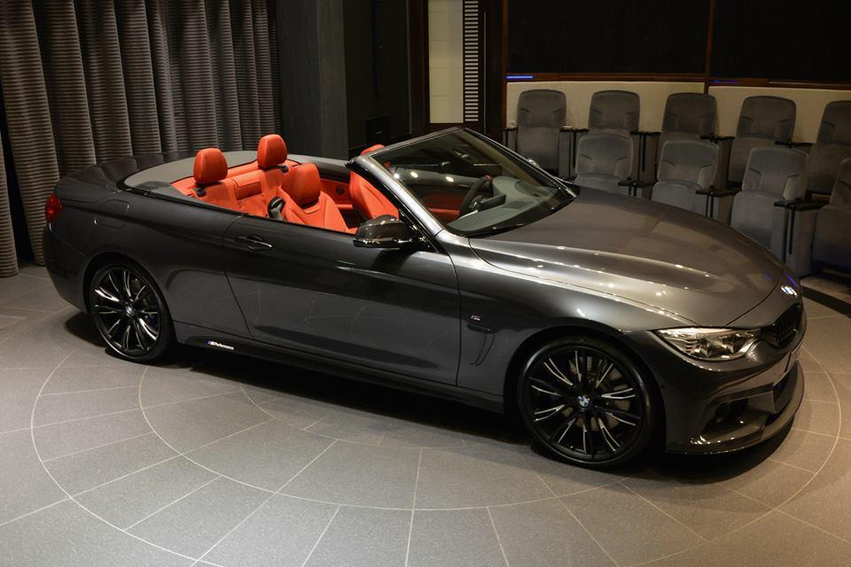BMW 4 Series F32/F33/F36 2013 - now Cabriolet #8