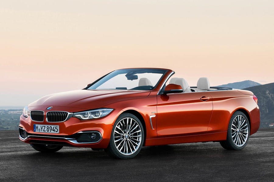 BMW 4 Series F32/F33/F36 Restyling 2017 - now Cabriolet ...