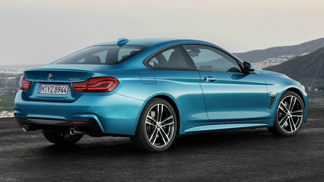 BMW 4 Series F32/F33/F36 Restyling 2017 - now Coupe ...