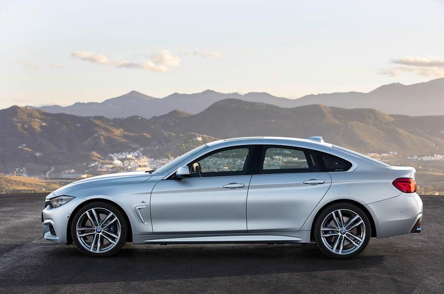 BMW 4 Series F32/F33/F36 Restyling 2017 - now Liftback #2
