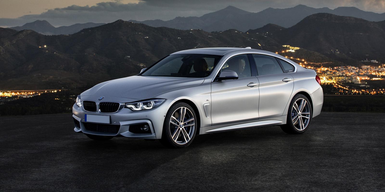 BMW 4 Series F32/F33/F36 Restyling 2017 - now Liftback #3