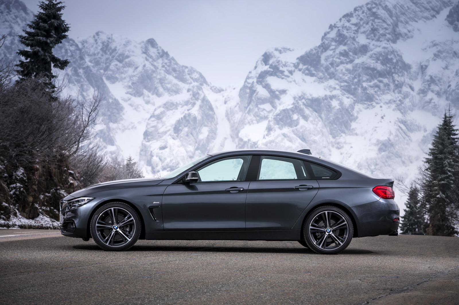 BMW 4 Series F32/F33/F36 Restyling 2017 - now Liftback #4