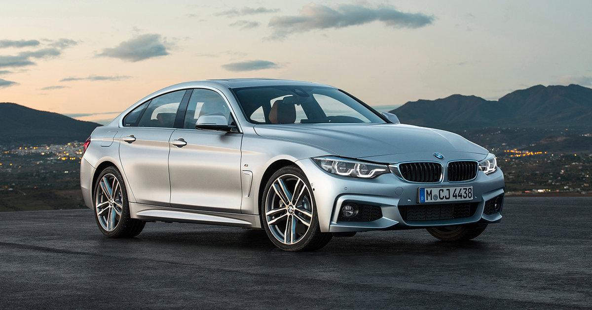 BMW 4 Series F32/F33/F36 Restyling 2017 - now Liftback #5
