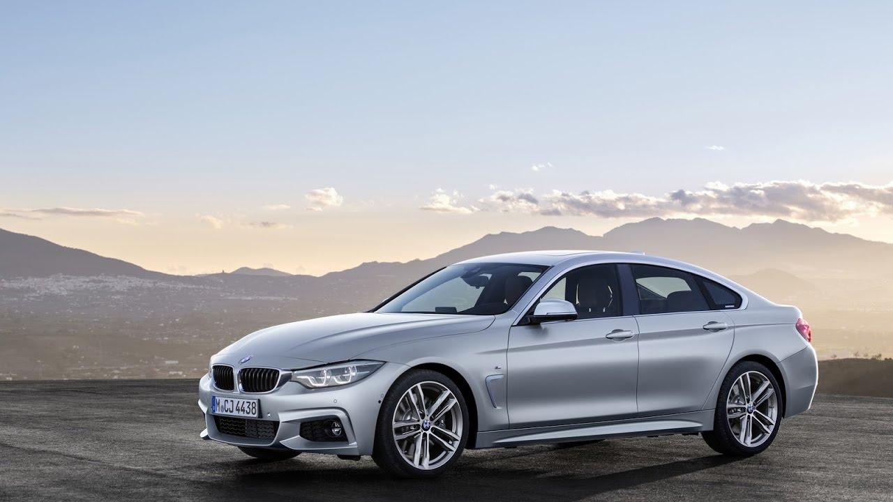 BMW 4 Series F32/F33/F36 Restyling 2017 - now Liftback #7