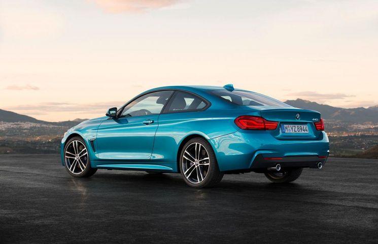 BMW 4 Series F32/F33/F36 Restyling 2017 - now Liftback #8
