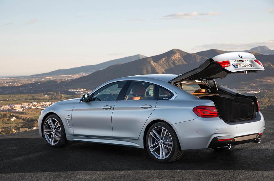 BMW 4 Series F32/F33/F36 Restyling 2017 - now Liftback #1