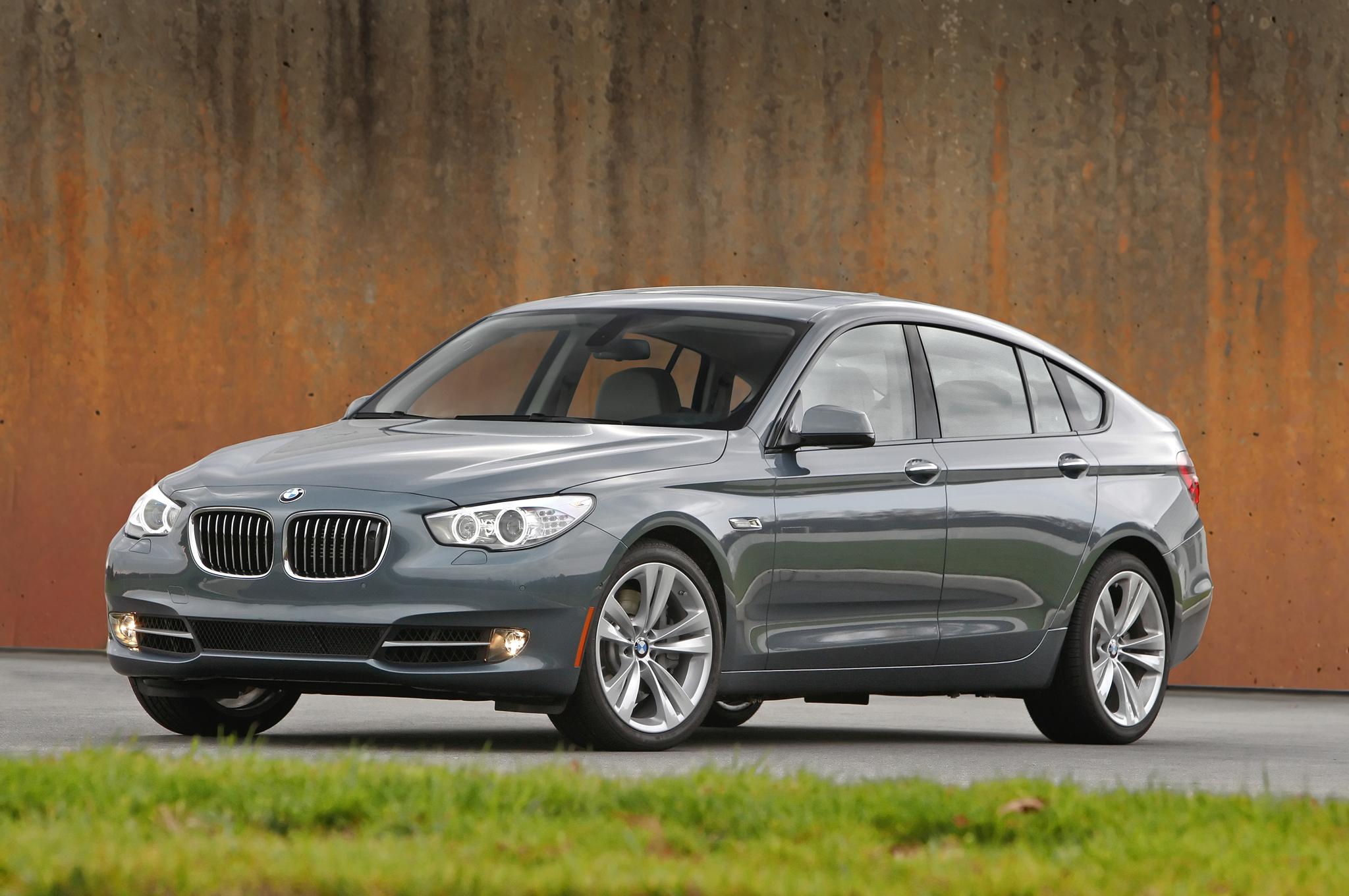BMW 5 Series VI (F10/F11/F07) Restyling 2013 - now Hatchback 5 door #3