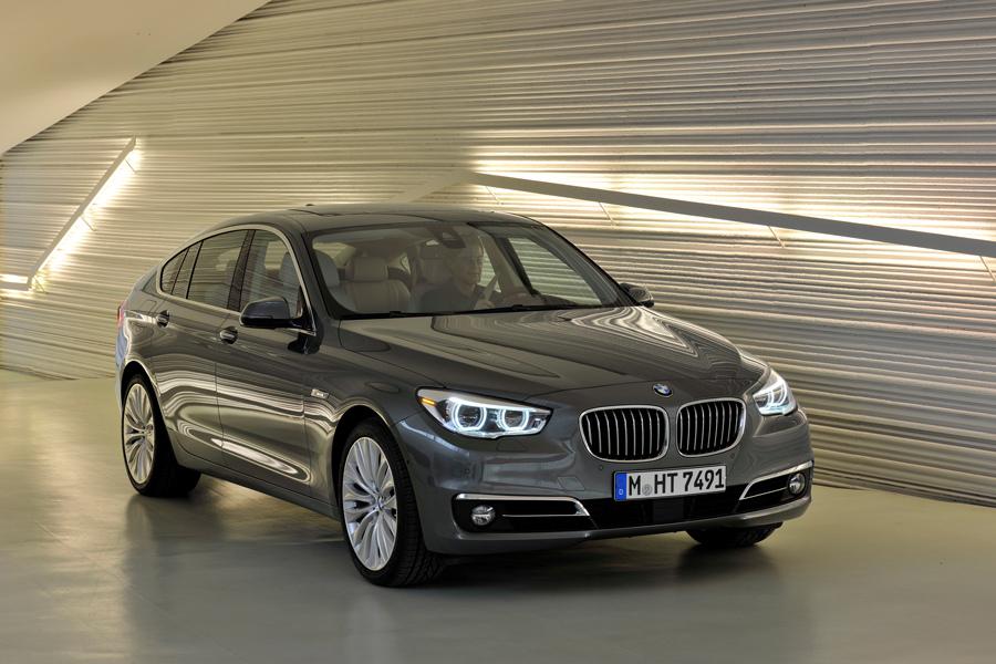 BMW 5 Series VI (F10/F11/F07) Restyling 2013 - now Hatchback 5 door #4