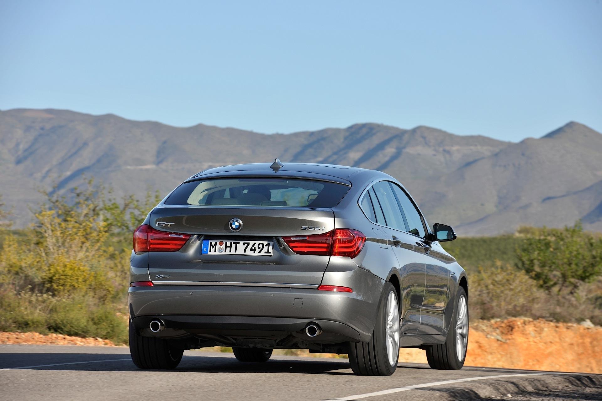 BMW 5 Series VI (F10/F11/F07) Restyling 2013 - now Hatchback 5 door #5