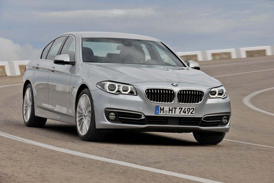 BMW 5 Series VI (F10/F11/F07) Restyling 2013 - now Hatchback 5 door #8