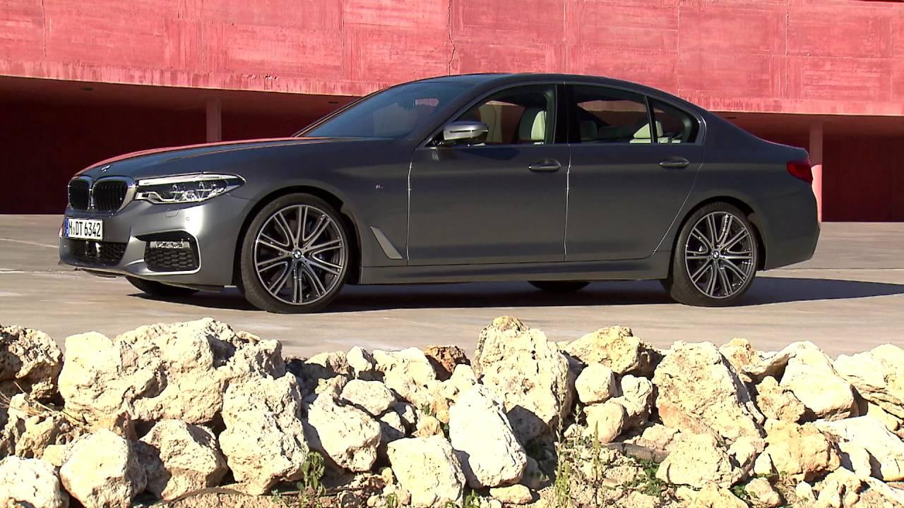BMW 5 Series VII (G30/G31) 2016 - now Sedan #4
