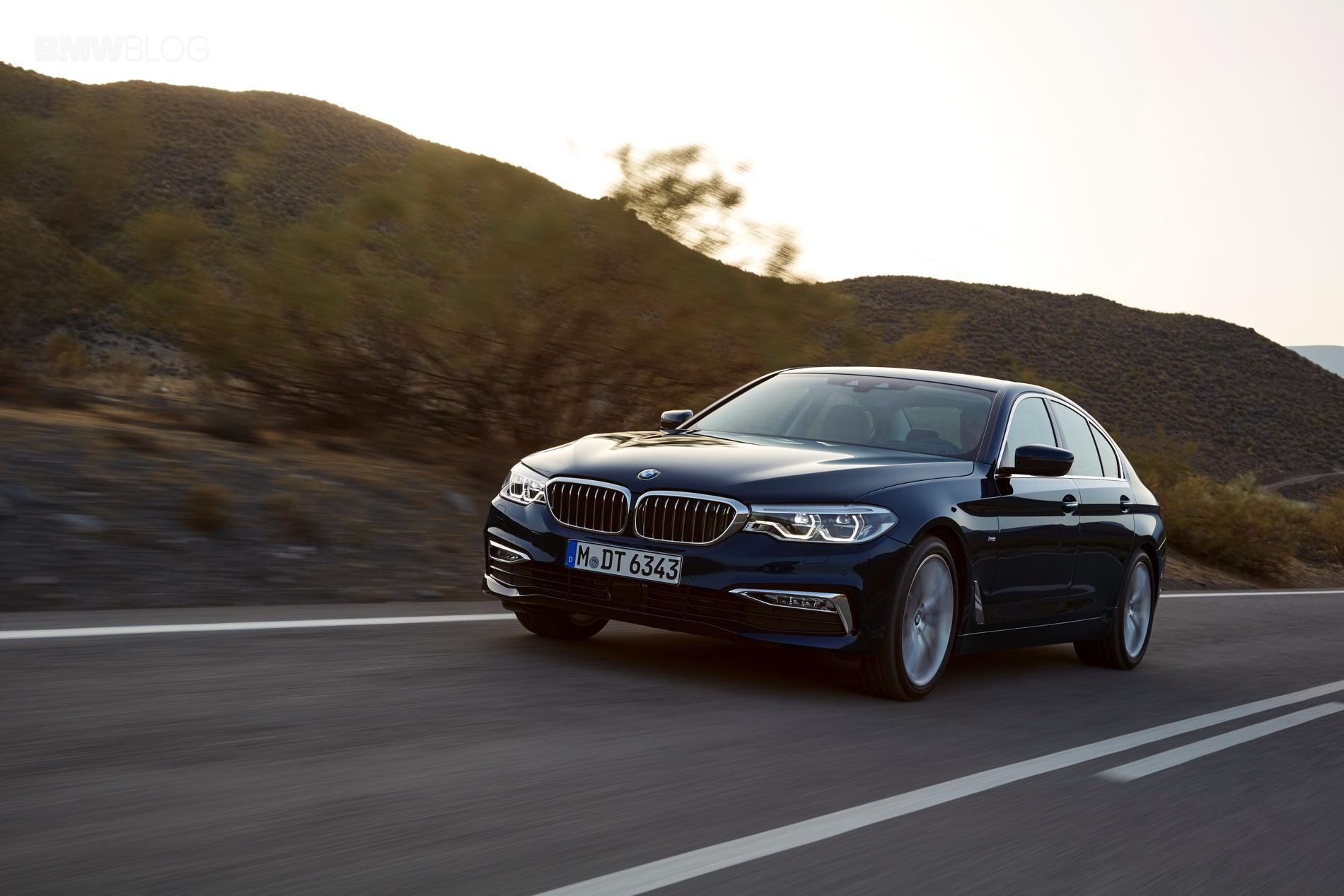 BMW 5 Series VII (G30/G31) 2016 - now Sedan #3