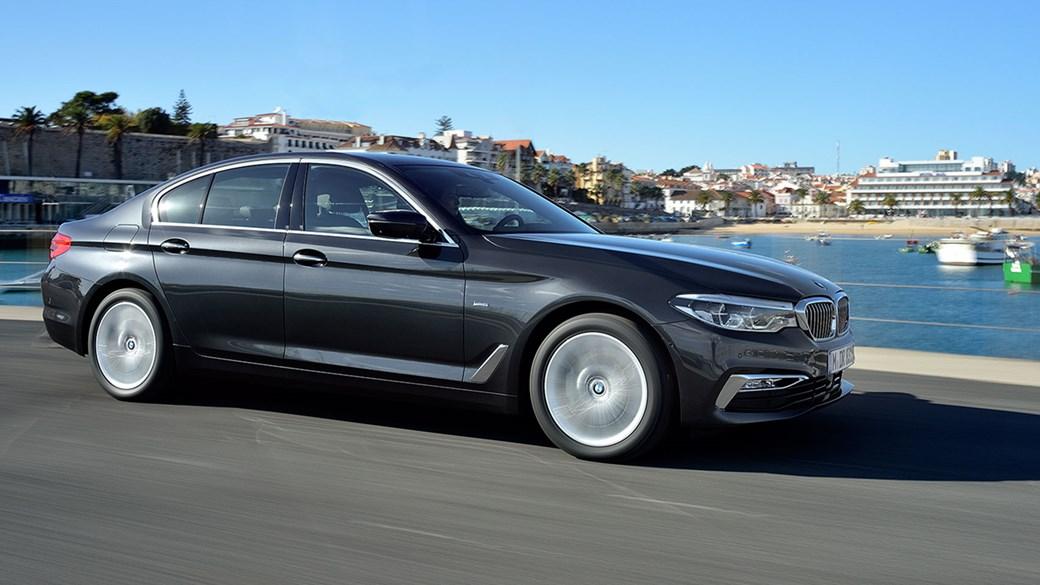 BMW 5 Series VII (G30/G31) 2016 - now Sedan #1
