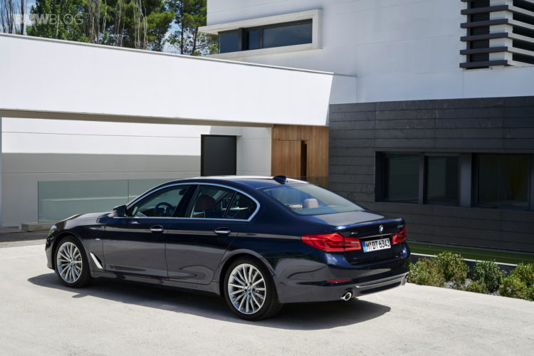 BMW 5 Series VII (G30/G31) 2016 - now Sedan #7