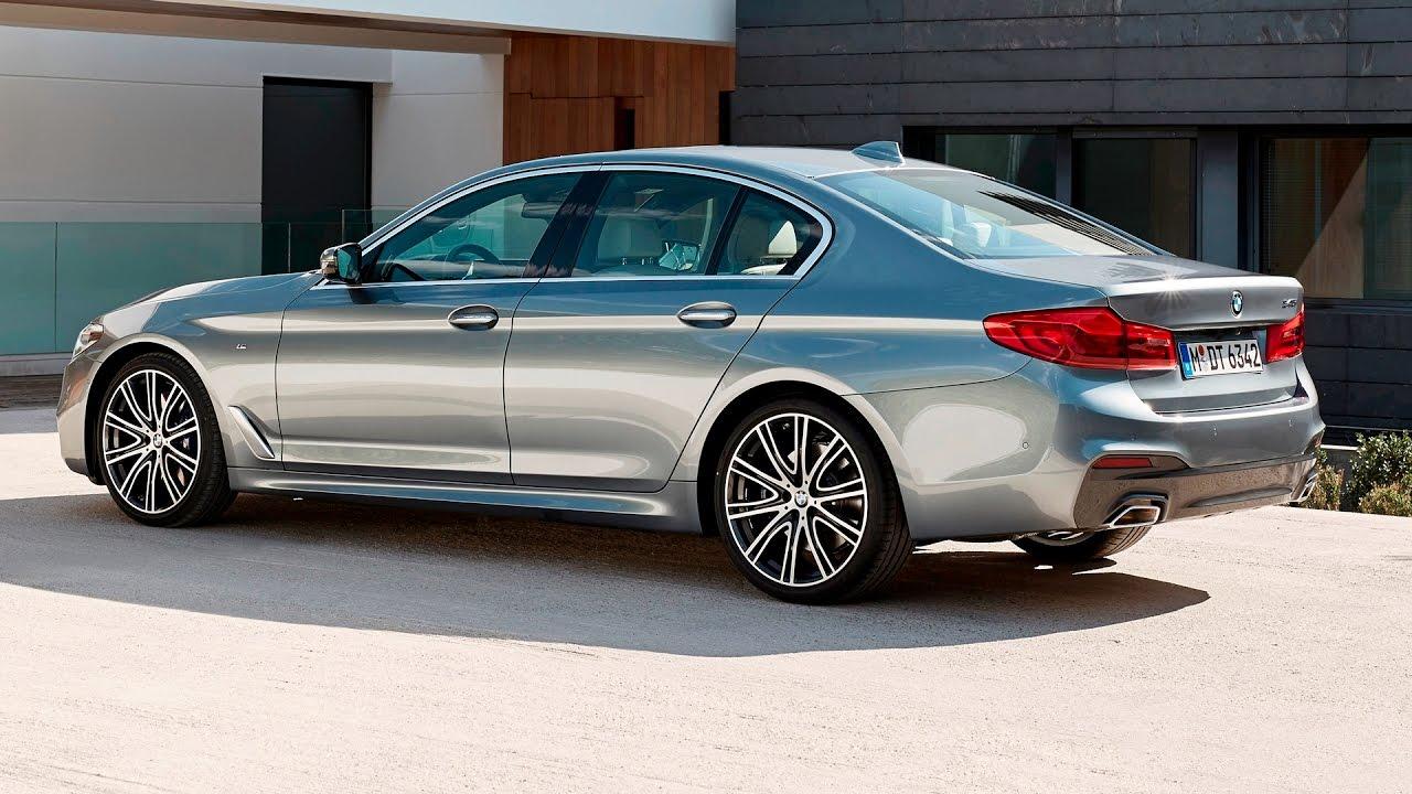 BMW 5 Series VII (G30/G31) 2016 - now Sedan #8