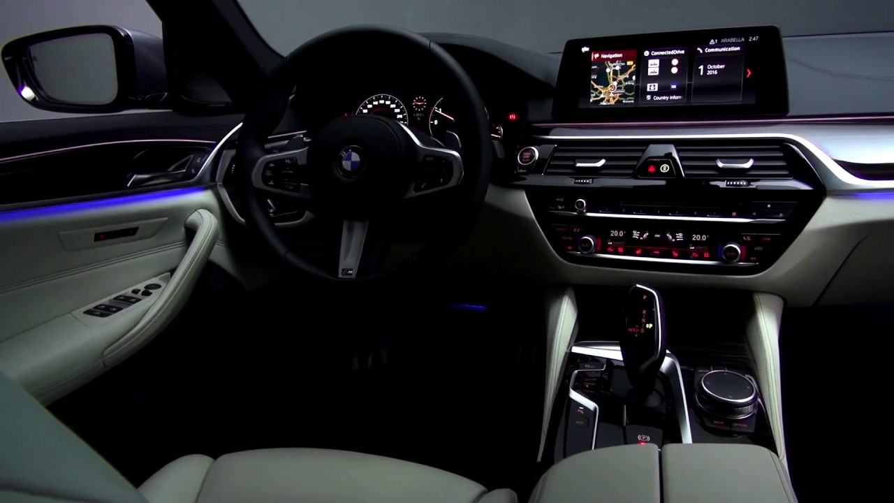 BMW 5 Series VII (G30/G31) 2016 - now Sedan #5