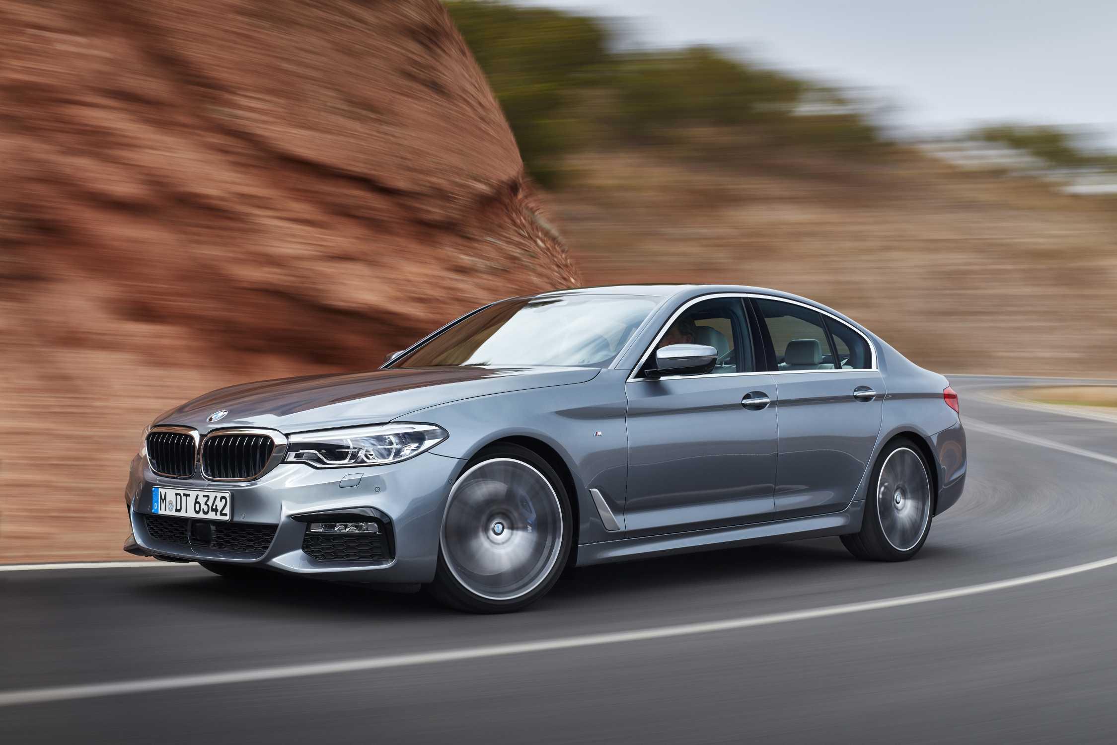 BMW 5 Series VII (G30/G31) 2016 - now Sedan #2