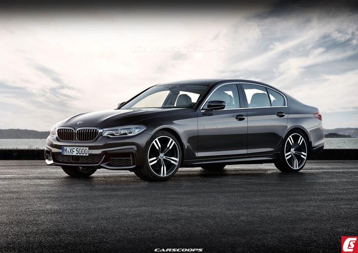 BMW 5 Series VII (G30/G31) 2016 - now Station wagon 5 door #3